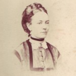 Mary Annie Paice, wife of Rev Ebenezer Corbishley