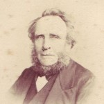 Rev Ebenezer Corbishley, husband of Mary Annie